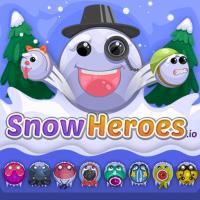 Game SnowHeroes.io