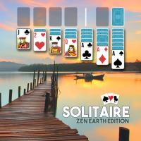 Game Solitaire : zen earth edition