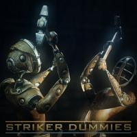 Game Striker Dummies