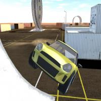 Game Stunt Crash 4 fun