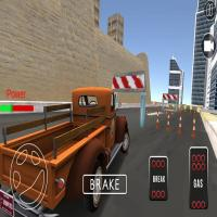 Game SUV Parking Simulator 3D