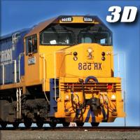 Game Train Simulator 3D