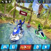 Game Water Power Boat Racer 3D