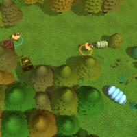 Game Worms Combat Coop